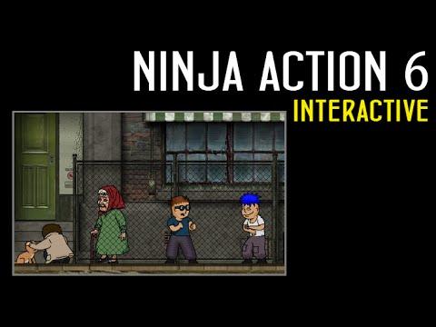 Интерактив (Ниндзя в деле 6)
