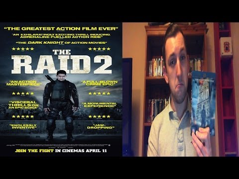 The Raid 2 (The Raid: Retaliation) Movie Review