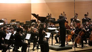 Symphony No. 5, Adagietto by Mahler - YPSO 2019, CMS Webster University, St. Louis