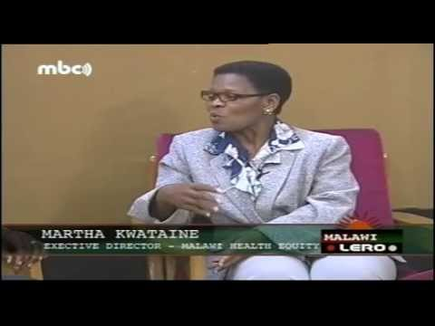 MBCTV Parade Martha Kwataine on alleged Bingu's MK61b, July 2013