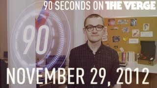 iTunes 11, Surface Pro, and more - 90 Seconds on The Verge_ Thursday, November 29, 2012