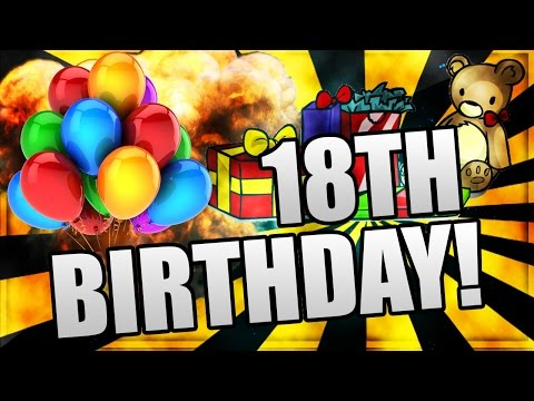 ITS MY 18TH BIRTHDAY! (GTA 5 ONLINE)