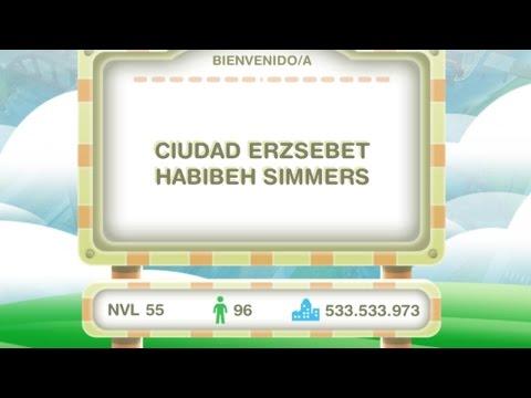 Sims Gratuito    Ciudad de Erzsebet Habibeh (Recorrido completo)
