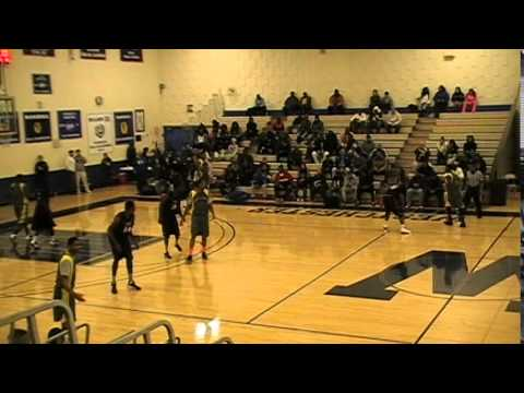 """ Coach Winston Nicholas Holiday Tourney"" WCC  Vikings vs ERIE COMMUNITY COLLEGE NOV 30 2013 ON KSN"