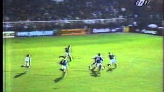 CL 1996/1997 AJ Auxerre - Glasgow Rangers 2-1 (04.12.1996)