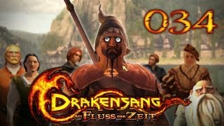Let's Play Drakensang: Am Fluss der Zeit #034 - Der Tempel des Flussvaters [720p] [deutsch]