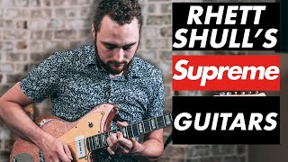 Rhett Shull's Best Guitars For The Working Musician