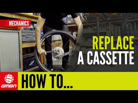 How To Replace Your Cassette   MTB Tech