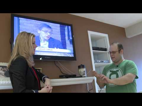 Green Living Guy, Seth Leitman on WPIX