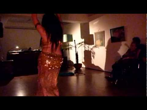 Egyptian Belly Dance Style At Birthday Party video