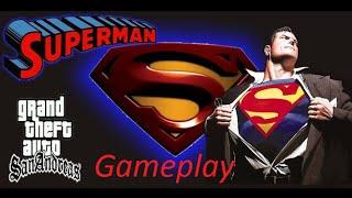 download lagu Gta San Andreas - Superman Mod Gameplay  Instructions gratis