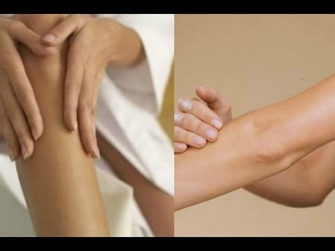How to cure/lighten dark elbows and knees