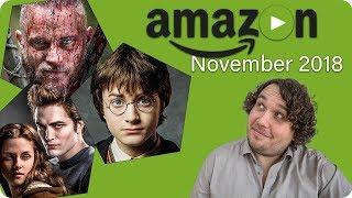 Neu auf Amazon Prime Video im NOVEMBER 2018