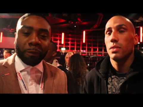 JAMES DeGALE & SPENCER FEARON ON HOW THEY ONCE FELL OUT  / ALSO FEAT. DERECK CHISORA AKA BLANCA