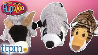 FlipaZoo Pets Wildlife and Zoo Dog Toy Assortments from Ethical Products
