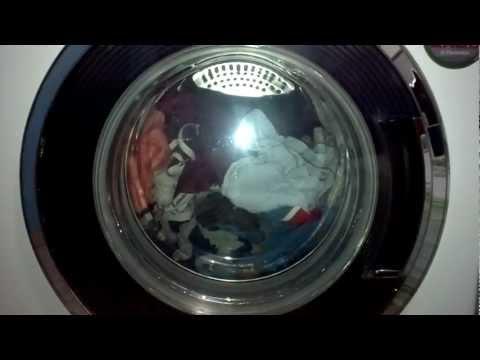 Lava e seca Electrolux Eco Turbo 9kg (LSE09) - Programa Normal - Parte 1