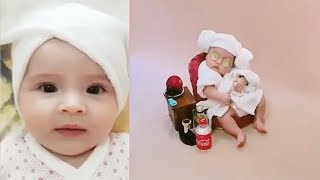 The FUNNIEST and CUTEST baby video you will see | 2018