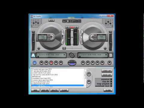free mp3 dj mixer software.wmv