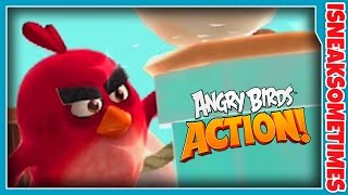 Angry Birds Action! • Sneak Peeks Part 1?