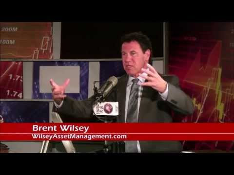 Brent Wilsey - The Big Biz Show - 1st Quarter GDP, U.S. Treasury, and Hopes for 2nd Half of 2014