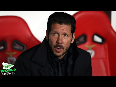 Atletico Madrid coach Diego Simeone banned for 3 matches