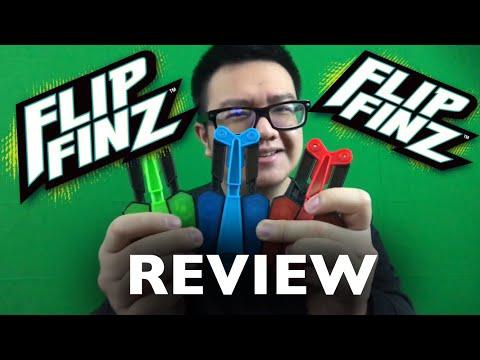FLIPFINZ REVIEW (BALISONG TOY)