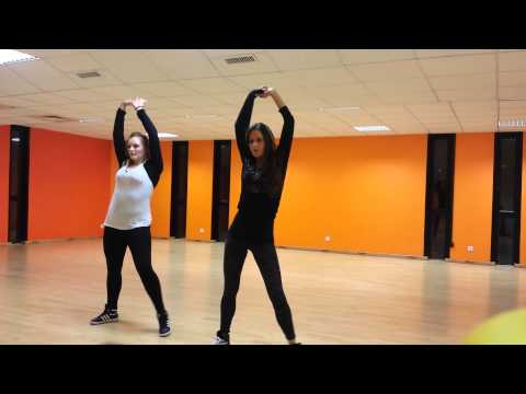 Papi Chulo Lorna Virginie Zumba video