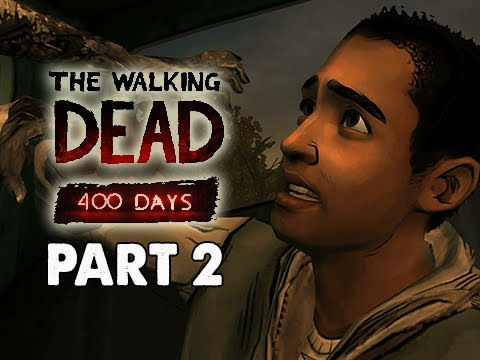 The Walking Dead 400 Days Gameplay Walkthrough - Part 2 Russell Storyline