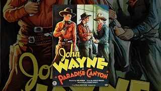 PARADISE CANYON | John Wayne | Full Length Western Movie | 720p | HD | English