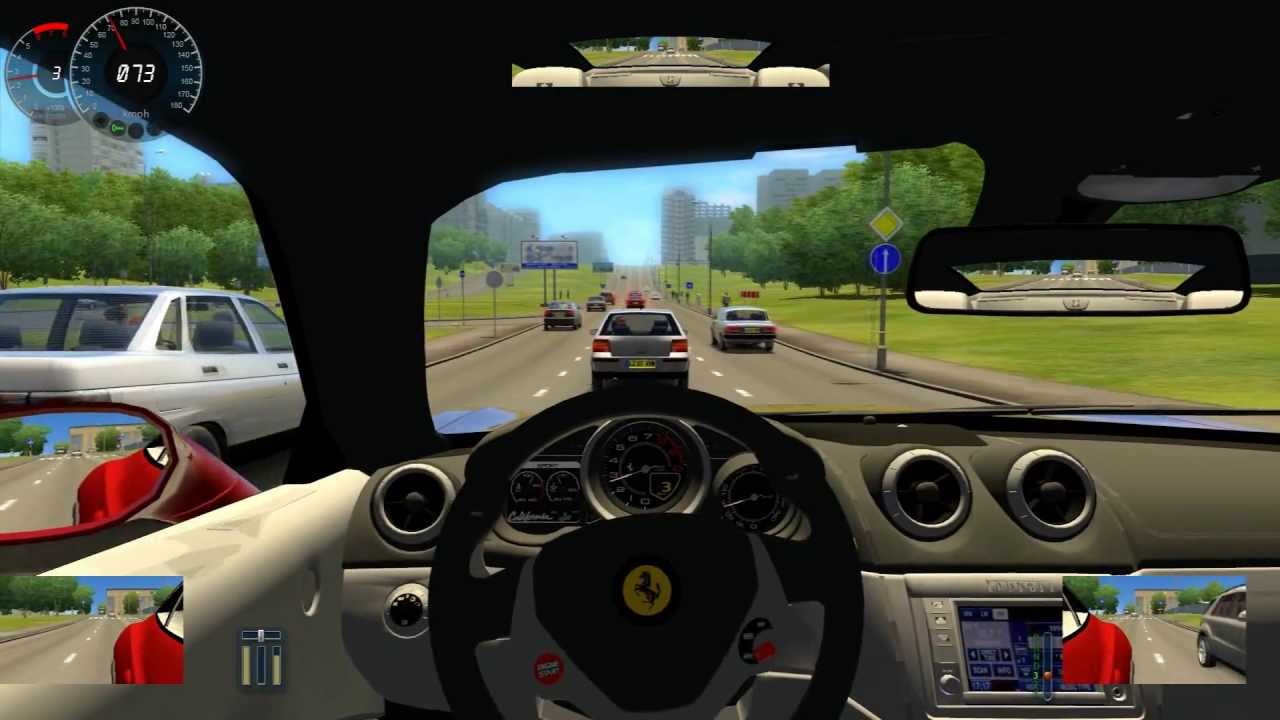 Car Simulator Games For Computer