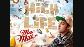 Watch Mac Miller Ridin High video