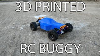 3D printed RC Buggy V2, Will I ever finish this?!