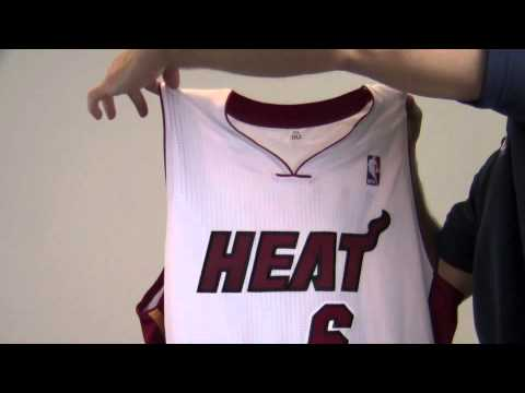 Lebron James Autographed Authentic Jersey - UDA