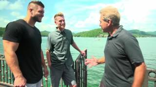 Saban invites Tebow, Marty Smith to jump in a lake