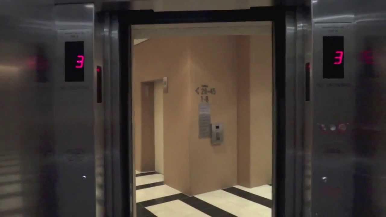 Schindler Miconic 10 Traction Elevators New York