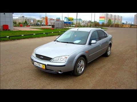 2004 Ford Mondeo. Start Up, Engine, and In Depth Tour.