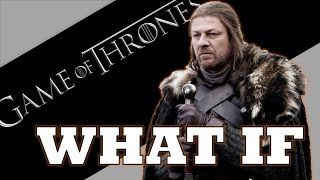 Game of Thrones - WHAT IF: Ned is Sent to Wall