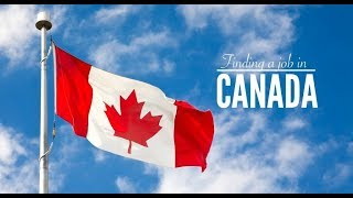 Канада 1213: Стратегия поиска работы по-канадски