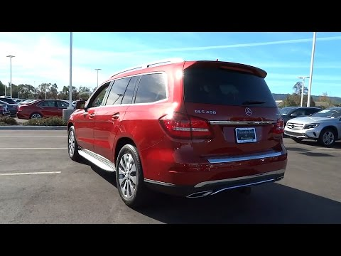 2017 Mercedes-Benz GLS Pleasanton, Walnut Creek, Fremont, San Jose, Livermore, CA 17-0437