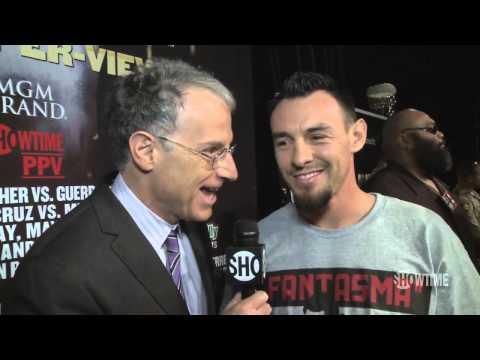 News Update MayDay Mayweather vs Guerrero  Press Conference  SHOWTIME Boxing
