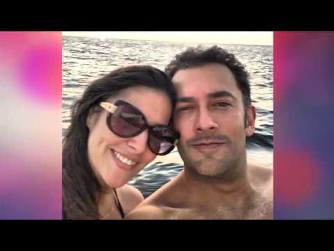 La presentadora María Teresa Rodríguez vive su mejor etapa al lado de su pareja