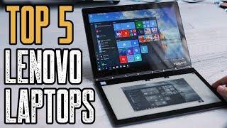 Best Lenovo Laptop 2019 | TOP 5 Lenovo Laptops 2019