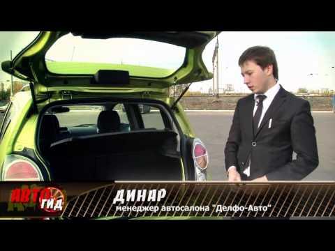 Chevrolet Spark, тест-драйв