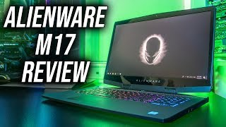 Alienware m17 Gaming Laptop Review