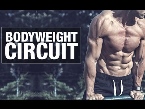 Bodyweight Circuit Workout (Not the same old tired exercises) Image 1