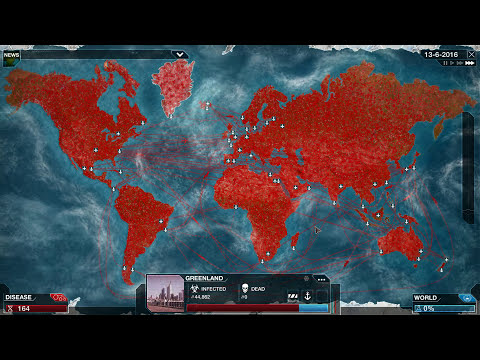 Plague Inc. Evolved Bacteria Brutal Walkthrough
