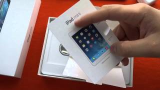 iPad Mini with Retina Display Kutu Açılımı