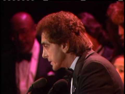 Jack Soden and George Klein accept for Elvis 1986
