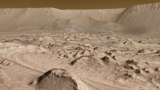 Mars as Never Seen Before