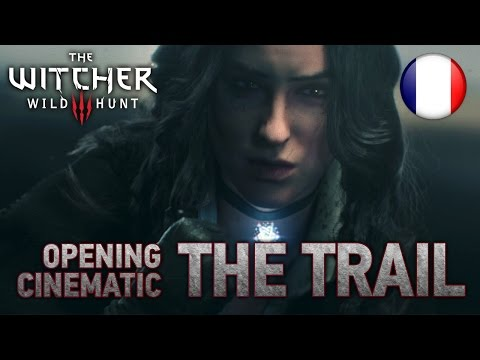 The Witcher 3: The Wild Hunt - PS4/XB1/PC - The Trail (Opening Cinematic Trailer - French)